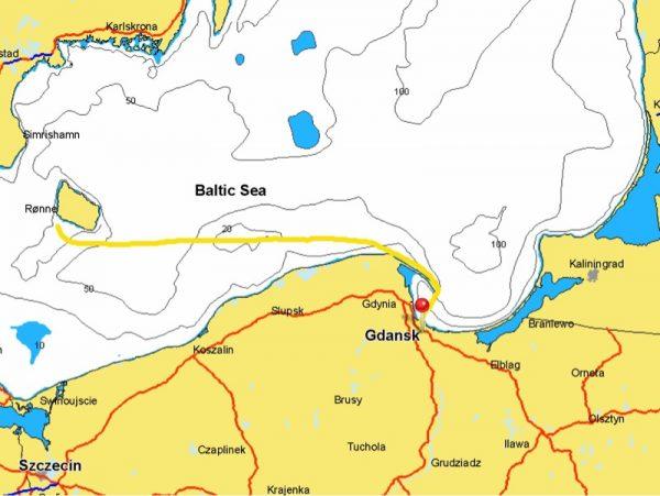 IMG 6281 600x451 - Segeltörn von Rønne nach Danzig