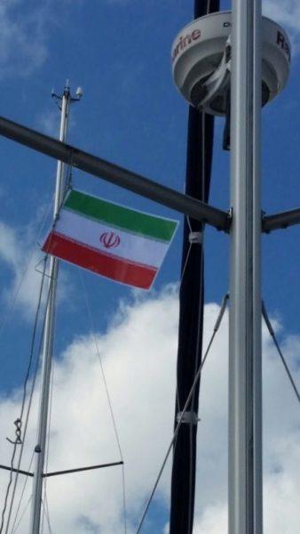 IMG 0523 338x600 - Matten unter iranischer Flagge