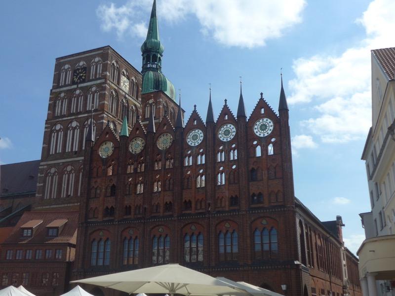 Stralsund – Warnemünde, eine ungeplante Nachtfahrt