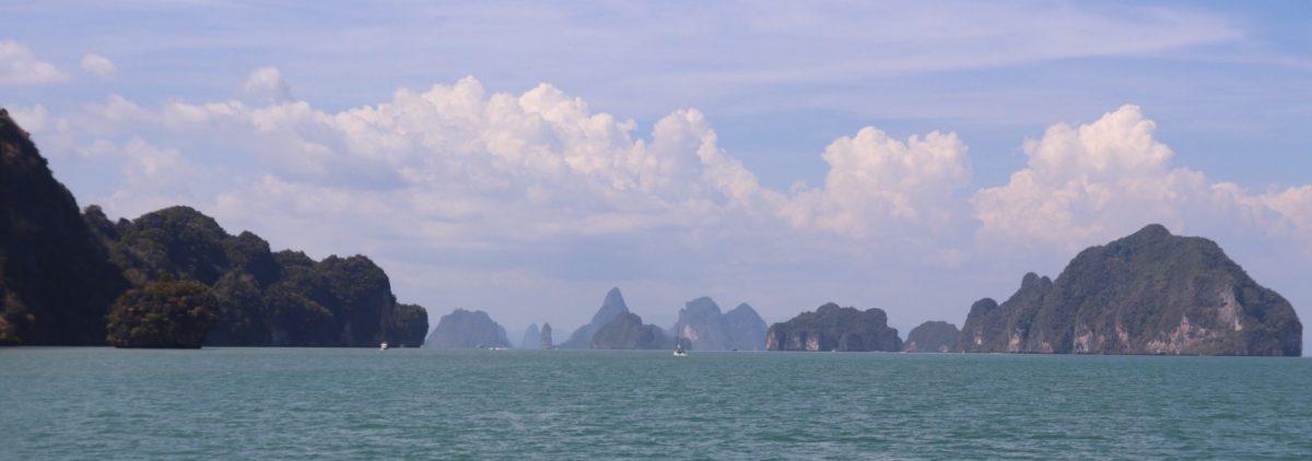 Segeln in der Andamansee