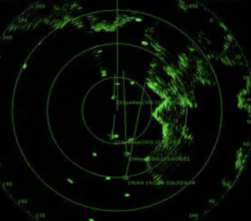 radarbild - Radar und AIS - ein Webinar